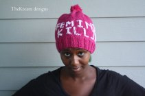 Feminist Killjoy hat