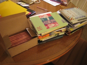 Last year's AWP Take-Home pile