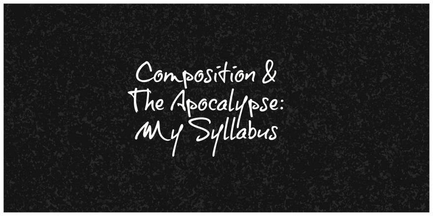 comp and apocalypse