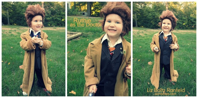 ruthie as the doctor