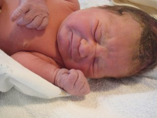 ruthie birth 4