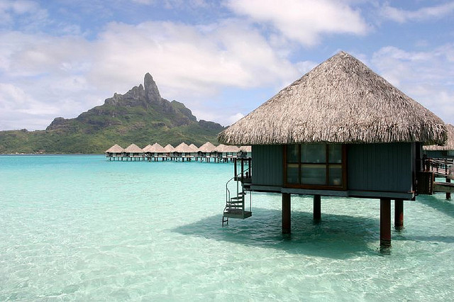 Bora Bora (photography credit here)