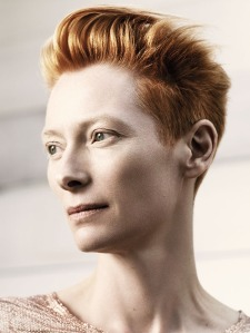 The incomparable Tilda Swinton